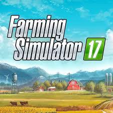 logo gry farming simulator '17