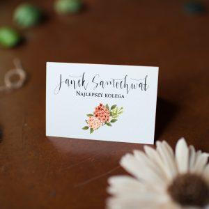 winietka na ślub o rustykalnym designie