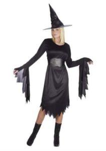 strój czarownicy