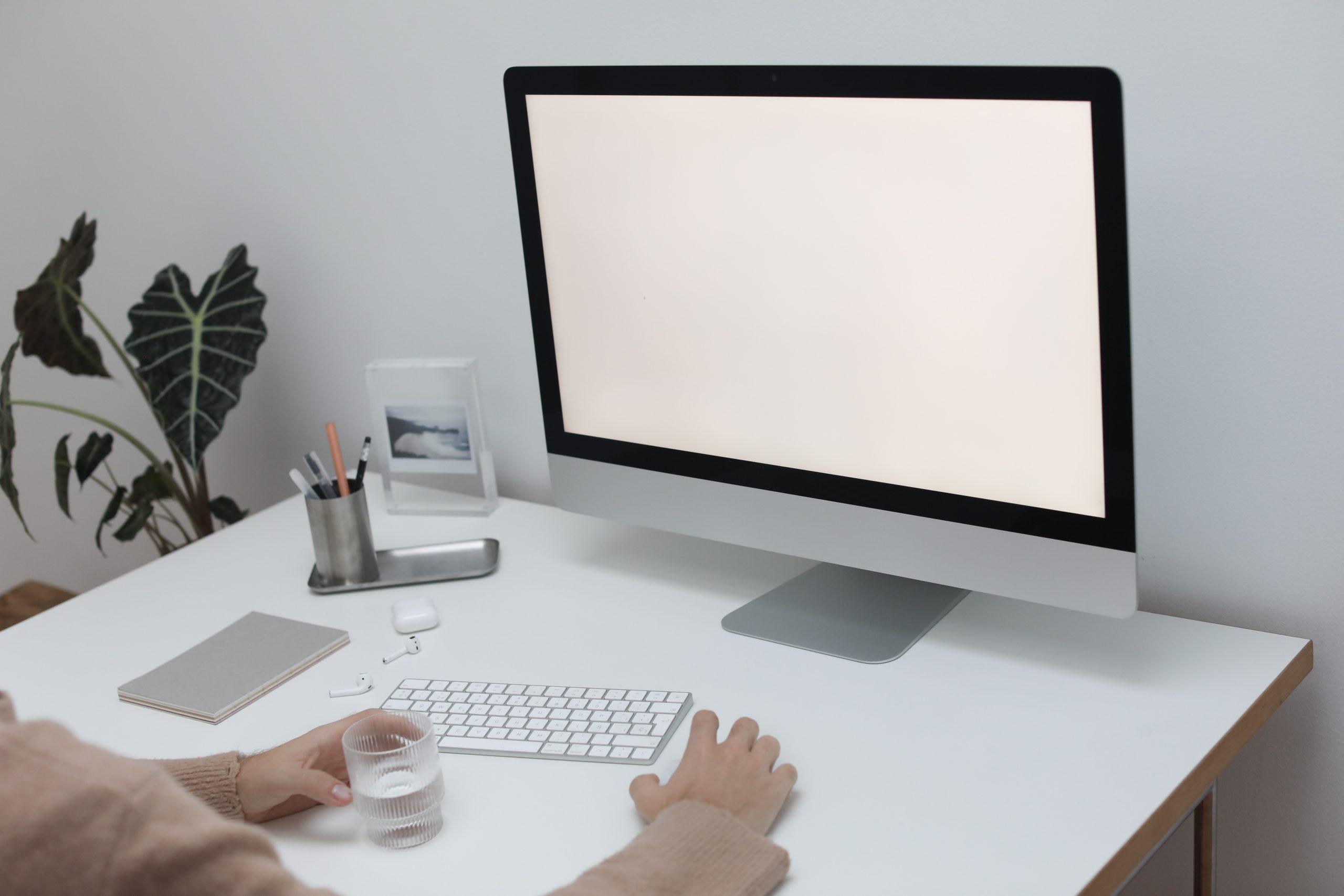 monitor do pracy