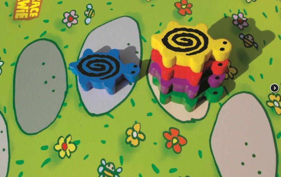 Gra pędzące żółwie2